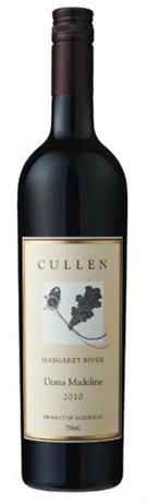 Cullen Wines CabernetMerlot Diana Madeline